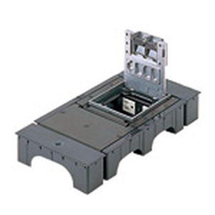 パナソニック フラット型インナーコンセント角1型(電力・電話用) (NE31631L)