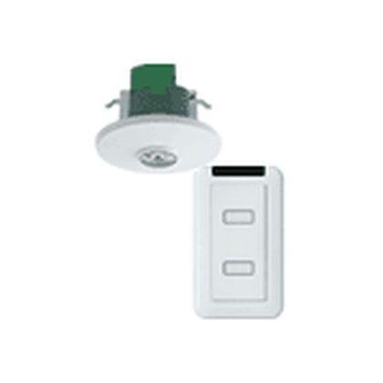 パナソニック コスモシリーズワイド21 光線式ワイヤレススイッチセット(2回路用)  WS74029
