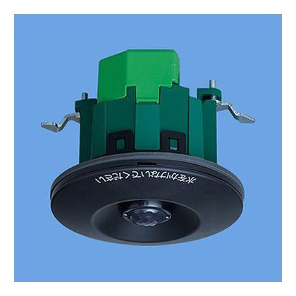 パナソニック 軒下天井取付熱線センサ付自動スイッチ(親器) ブラック WTK4431B
