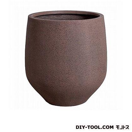 プラスガーデン 植木鉢 イオミドル L (H341-03 Lブラウン)