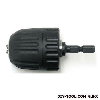 Power 売り込み sonic キーレス六角軸ドリルチャック10mm KLD-10 限定タイムセール ブラック 1点