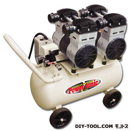 Power sonic 3馬力オイルレスコンプレッサ ホワイト ROL-3039