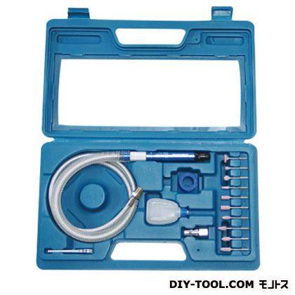 SSPOWER エアマイクログラインダ ブルー EMG-65K