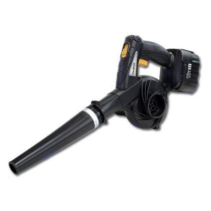パオック 充電式ブロワ ブラック PMD-12BW