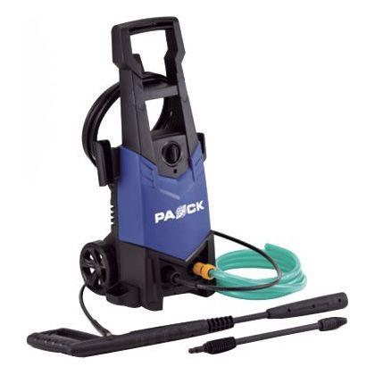 パオック 高圧洗浄機 ブラック×ブルー HPW-1400P