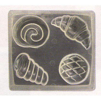 パジコ ソフトモールド 商い 404137 受注生産品 パン