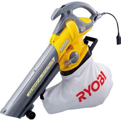 代引き不可 輸入 RYOBI リョービ ブロワバキューム RESV-1000 電動ブロワー 電源式 ブロア 1台