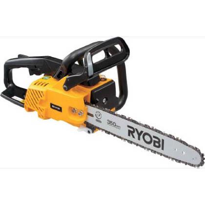 RYOBI/リョービ リョービエンジンチェンソー350mm(リアハンドル) ES-3135