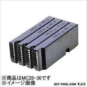 REX 引き出物 手動切上チェーザMC28-36 92 x 45 32 在庫あり 1点 mm MC28-36