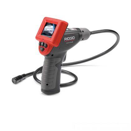 RIDGID/リジッド RIDGID検査カメラCA-25 40043