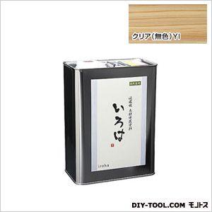 アールジェイ いろはクリア 浸透性木材保護塗料 クリア 3.5L YI-03