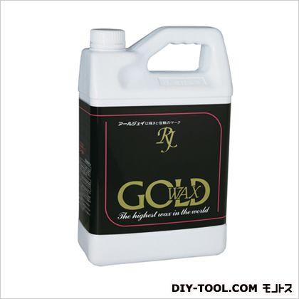 アールジェイ ゴールド 最高級樹脂ワックス 2L GO-02
