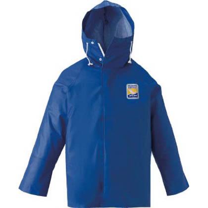 ロゴス マリンエクセル パーカー ブルー 3L 1着 12030150