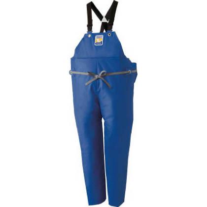 ロゴスコーポレーション ロゴス マリンエクセル 胸当て付きズボン膝当て付きサスペンダー式 ブルー M 1着 12063153  12063153 1 着