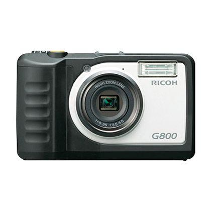 リコー デジタルカメラ 約290g W118.8×H71.0×D41.0mm G800