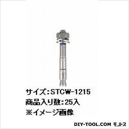 サンコーテクノ トルコンアンカーSTCW (STCW-1215) 25本