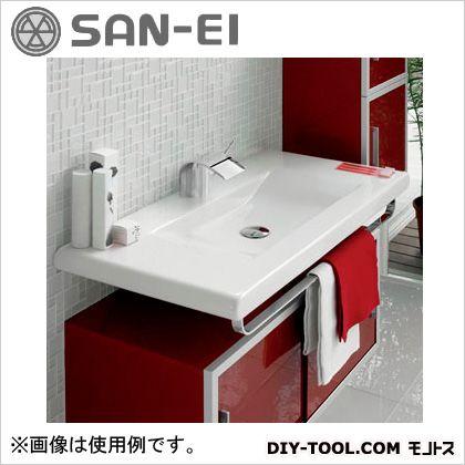 三栄水栓 洗面器 8L SL814437-W-104