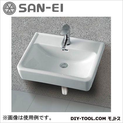 三栄水栓 洗面器 6.8L (SL817951-W-104)