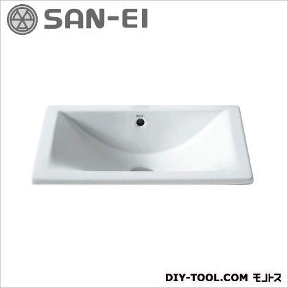 三栄水栓 洗面器 4L SR327114-W