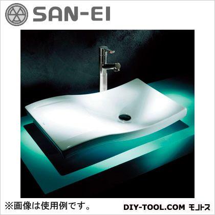 三栄水栓 洗面器 2.5L SR327226-W