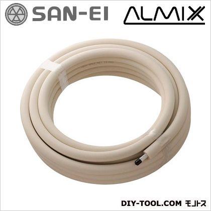 三栄水栓 保温材付アルミ複合架橋ポリエチレン管 20mm (T102-2Y-13AX25-20)