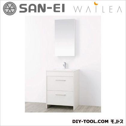 三栄水栓 洗面化粧台  WF014S-600-IV-T2