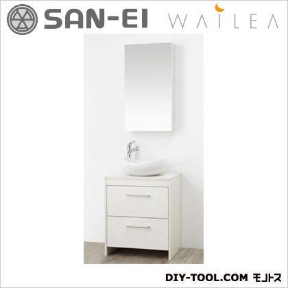 三栄水栓 洗面化粧台  WF015S-600-IV-T1