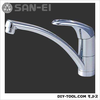 三栄水栓 シングルワンホール混合栓 (CK876TJV-13) SANEI  混合栓 シングルレバー混合栓