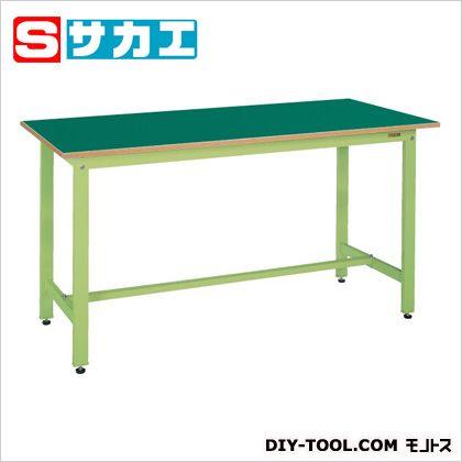 サカエ 軽量立作業台SKDタイプ グリーン SKD69FN
