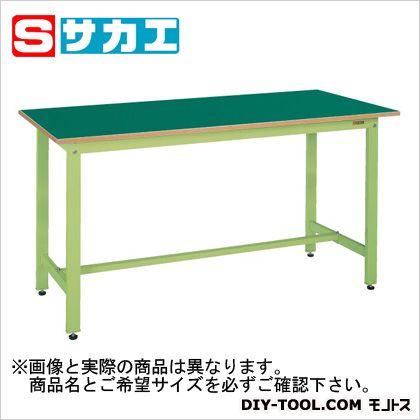 サカエ 軽量立作業台SKDタイプ グリーン SKD70FN
