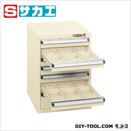 サカエ スモールキャビネット アイボリー (SL57l) sakae 工具箱・ツールボックス 大型 据え置き・車載用