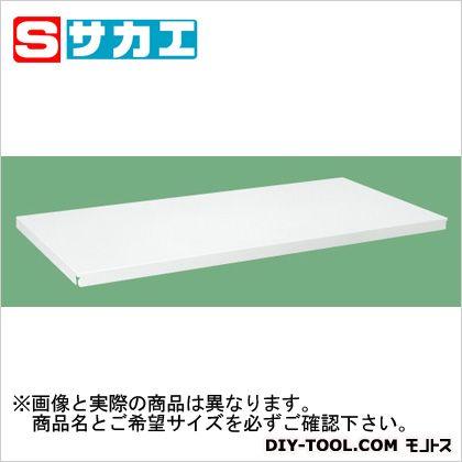 サカエ スチールラック用オプション棚板 ホワイト SLN18TAW