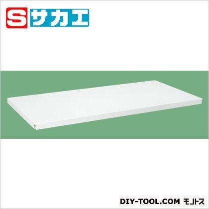 サカエ スチールラック用オプション棚板 ホワイト SLN90TAW