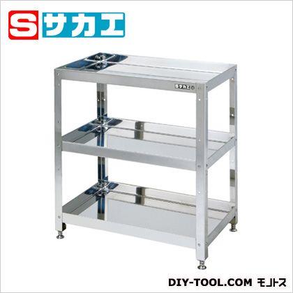 【感謝価格】 ONLINE SPJ403SU:DIY サカエ ステンレス FACTORY SHOP ステンレススペシャルワゴン(重量・固定式・SUS430)-DIY・工具