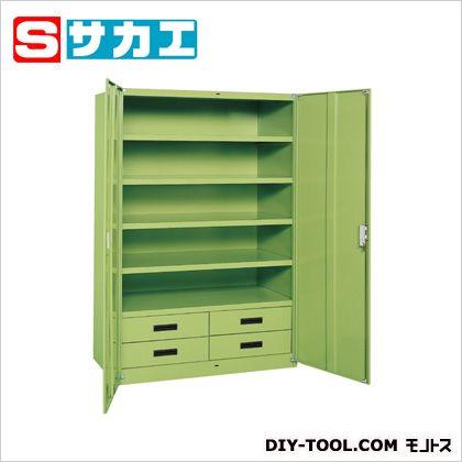 サカエ スーパージャンボ保管庫 (SSK120A2) sakae 工具箱・ツールボックス 大型 据え置き・車載用