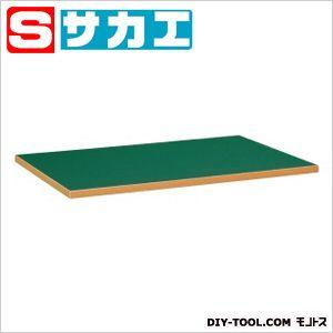 サカエ ニューCS(スーパー/スペシャル)ワゴン用天板 グリーン CM7550FTSET