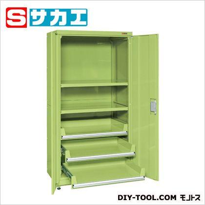 サカエ パンチング保管庫(パンチングパネル無し) (PNH9063C3) sakae 工具箱・ツールボックス 大型 据え置き・車載用