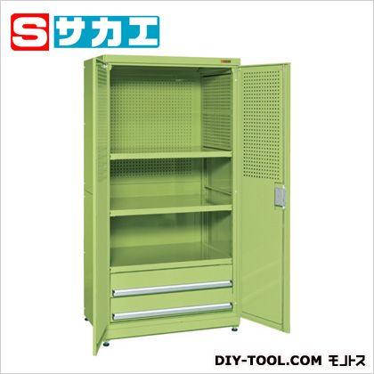 サカエ パンチング保管庫(パンチングパネル付) (PNH9063PA2) sakae 工具箱・ツールボックス 大型 据え置き・車載用