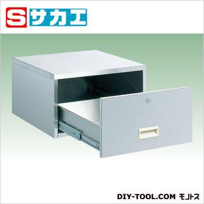 サカエ ステンレス薬品保管庫 オプション セキュリティボックス ステンレス SU110BP