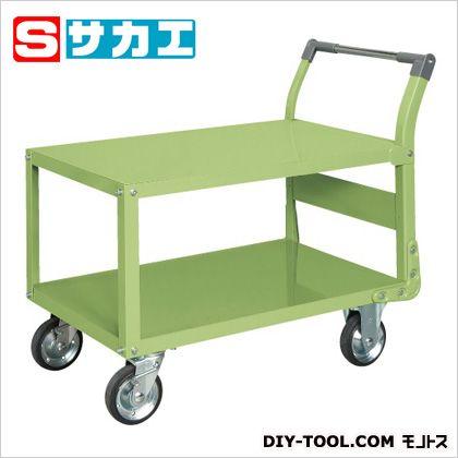 サカエ 特製四輪車(二段タイプ) TAW55