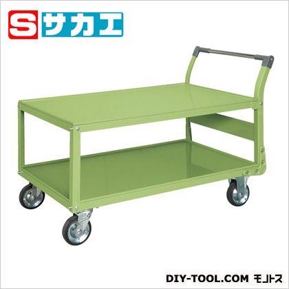 サカエ 特製四輪車(二段タイプ) TAW88