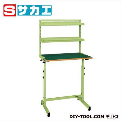 サカエ 小型昇降作業台(棚板付) KSS3