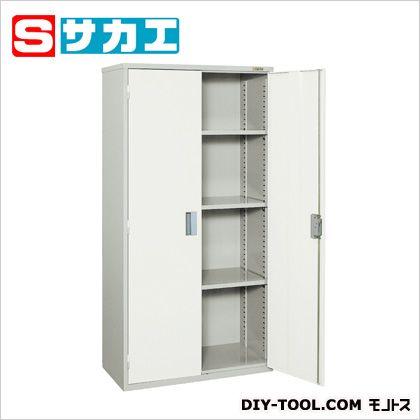 【正規品】 サカエ 工具管理ユニットKU型(スチール両開扉タイプ) グレー KU90A2GY, 三豊郡 cde50747