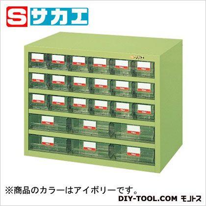 サカエ ハニーケース(樹脂ボックス) アイボリー HFS186TLI