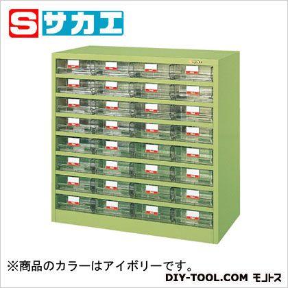 サカエ ハニーケース(樹脂ボックス) アイボリー HFW326TLI