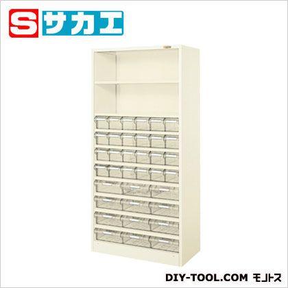 サカエ ハニーケースII・樹脂ボックス アイボリー HK36TLI