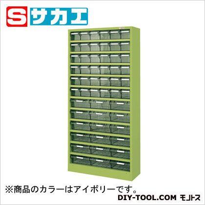 サカエ ハニーケースII(樹脂ボックス) アイボリー HK54LI