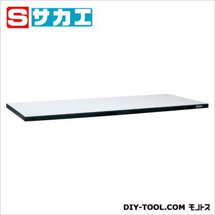 サカエ 作業台 オプション天板(実験用天板/メラミン) ホワイト KHM1875TC