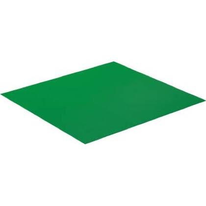積水化学 プラベニソフト両面NSシート グリーン 1.6mm×1000mm×1m J5M3698 1 枚