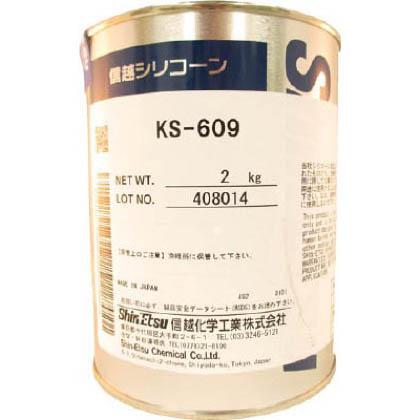 信越化学工業 放熱用オイルコンパウンド 2kg KS6092 1 缶